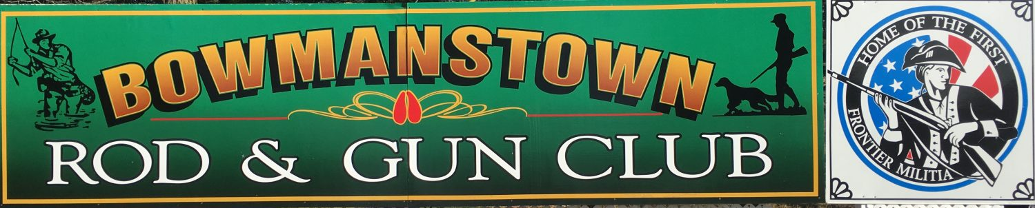 Bowmanstown Rod and Gun Club